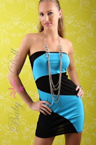 Rochie  Blue Black Night S-M