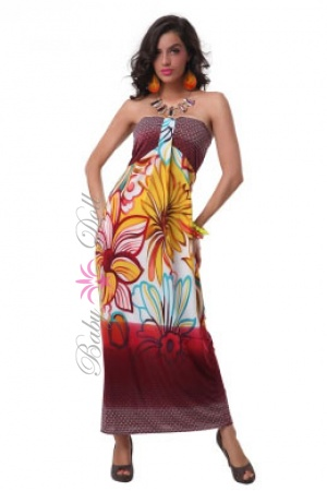 Rochie lunga Delicate Lucy S-M