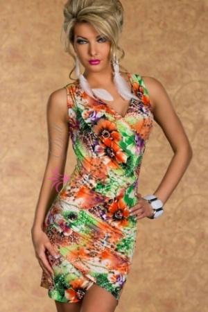 Rochie  Flower Brooklyn M
